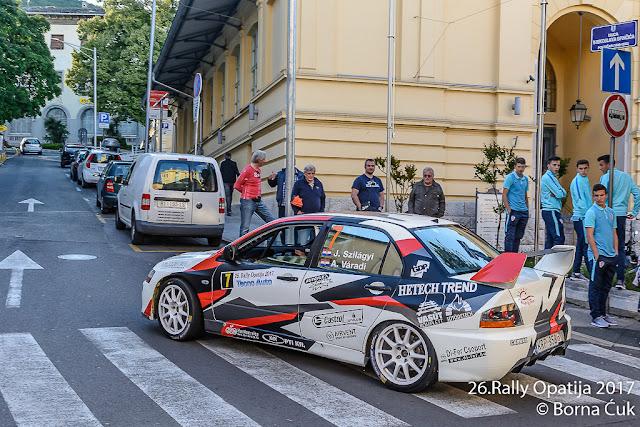 26. Rally Opatija 2017 @ 05.05.2017