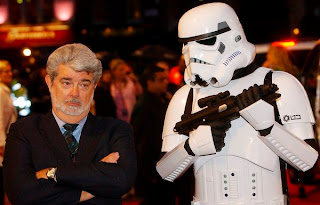 George Lucas sells Star Wars empire to Disney