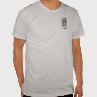Guardian Angel ALS Team Walk T-Shirt Customized Art Clothing