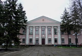 Бобринець. Вул. Миколаївська, 49. Будинок культури