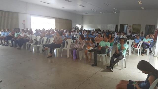Senador Canedo: Encontro prevê benefícios para agentes de saúde e endemias