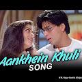 Lirik Lagu Aankhein Khuli - OST Mohabbatein dan Terjemahannya