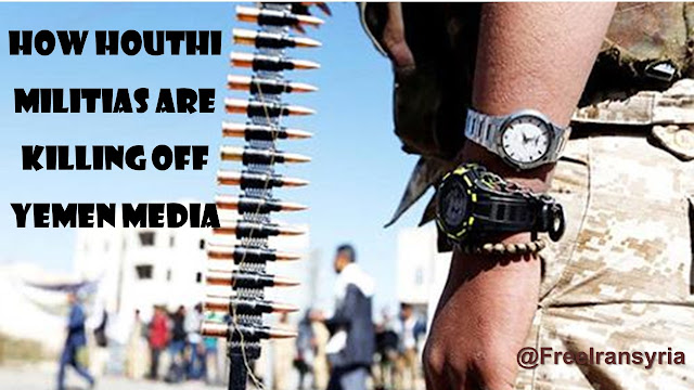 Exposed: How Houthi militias are killing off Yemen media