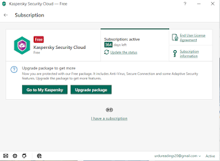 How to install free antivirus|| Free Antivirus for PC || Free download kaspersky