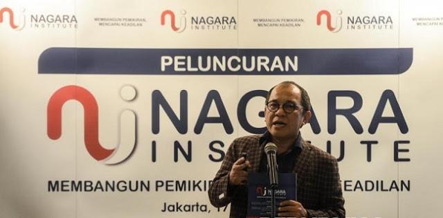 Nagara Institute: Kebanyakan Kepala Daerah Bermasalah Hukum Bukan Kader Organik Partai Politik
