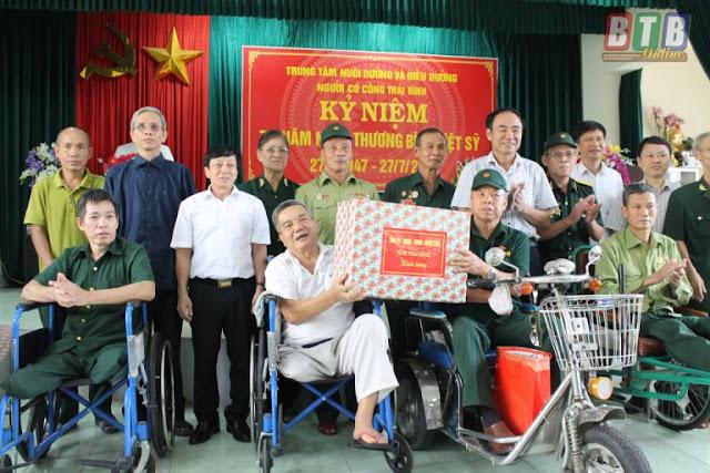Không chịu thua Hà Tĩnh, Thái Bình cũng chi Lễ thắp hương Liệt sỹ hết hơn 9,3 tỷ đồng