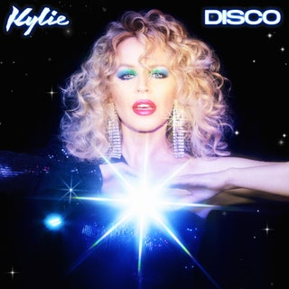 Kylie Minogue - DISCO Music Album Reviews
