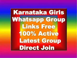 Karnataka Girls Whatsapp Group Links Kannada Girl Whatsapp Group Link List