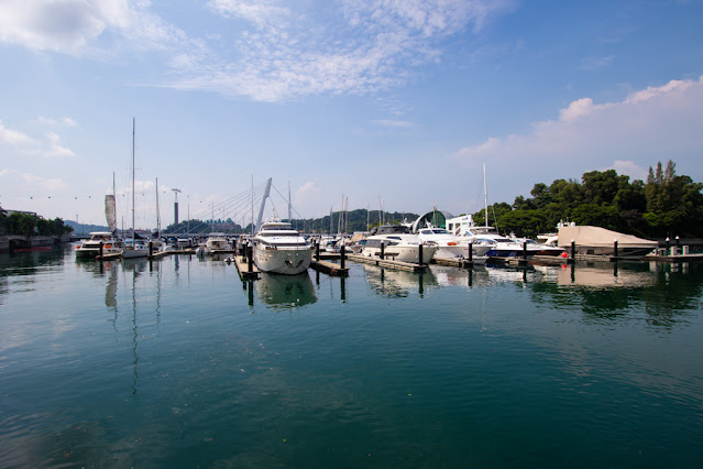 Keppel bay Marina-Labrador Nature & coastal walk-Singapore