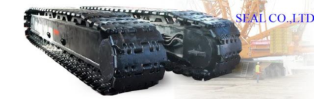 BÁN GẦM XÍCH CẦN CẨU SANY SCC500B-SCC500C-SCC500D-SCC500E-SCC550C-SCC600C-SCC750C