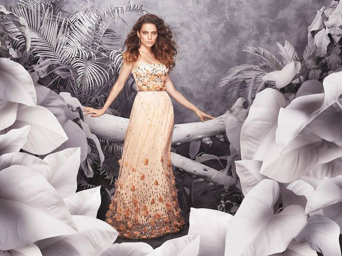 Kangana Ranaut For Vero Moda Photo Shoot 2017