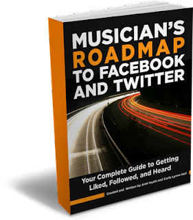 Musicians Roadmap To Facebook And Twitter image from Bobby Owsinski's Music 3.0 blog