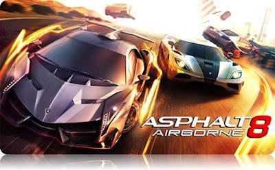 Asphalt 8 Airbone MOD APK v3.0.0i Mega Mod Update Gratis