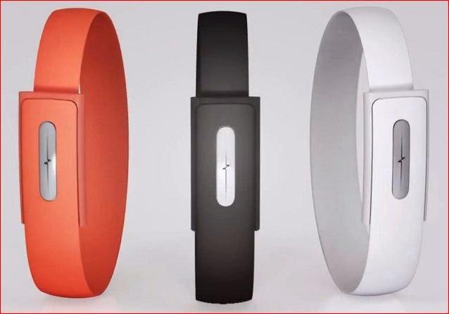 Bracelet Nymi smartphone