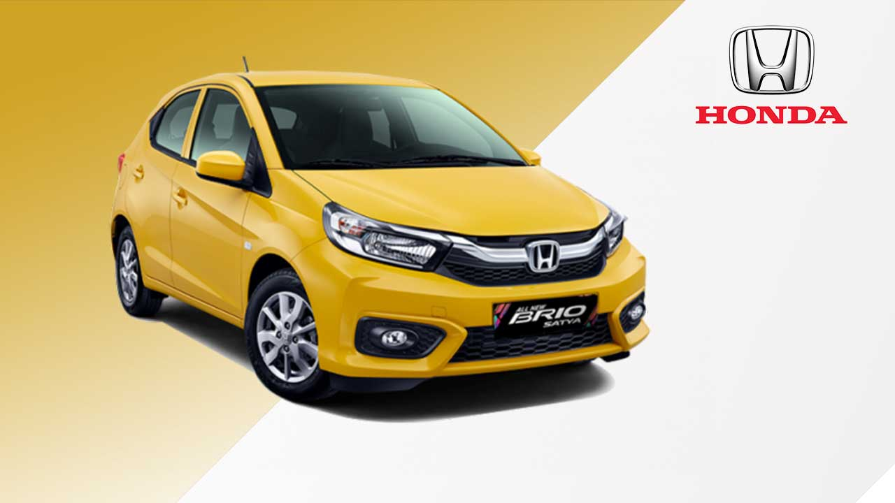 Harga Jual Mobil Honda Brio Lengkap dengan Spesifikasinya