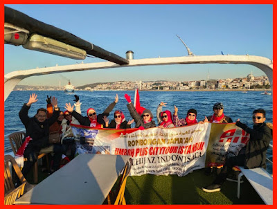 Promo Umroh 10 Hari Plus Turki 2020