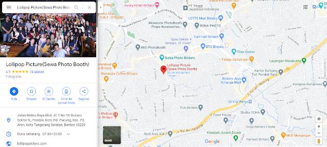 Jasa Buat Google Maps, Jasa Pembuatan Lokasi di Google, Jasa Google Maps