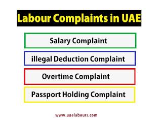 labour complaint, Mohre complaint status, labour complaint dubai, ministry of labour uae complaints
