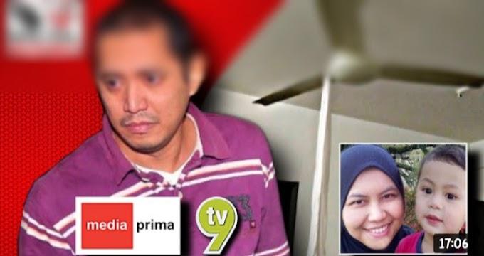 Kes Eksekutif Berita TV9 ditemui mati | cubaan pembunuhan terancang?