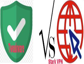 Stark VPN vs Tweakware: Which is better