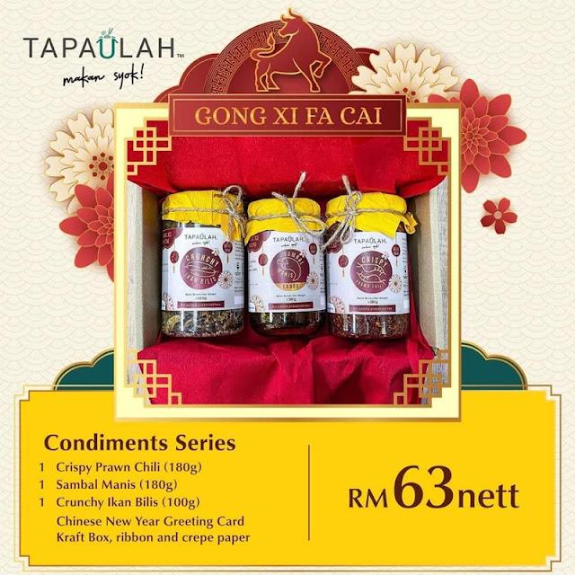 TAPAULAH Condiments Series