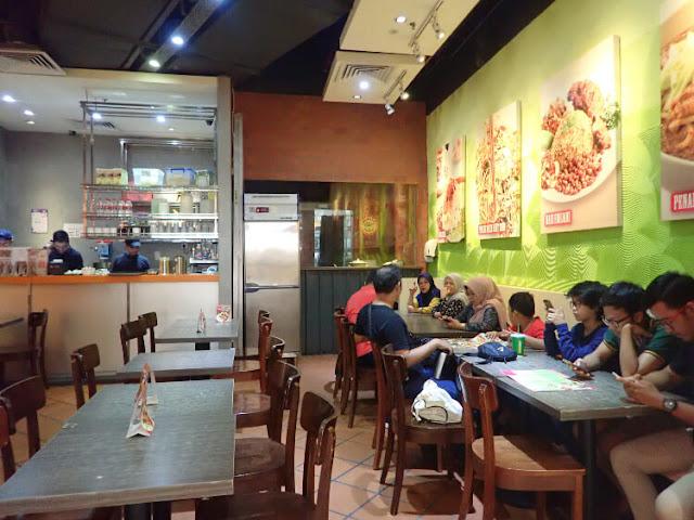 satay satay paradigm mall