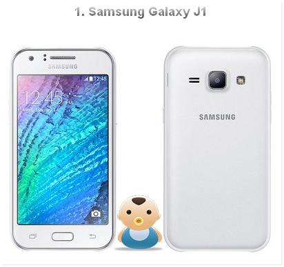 Daftar Harga HP Samsung J Series April 2016
