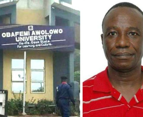 Breaking: OAU 'sex-for-marks' lecturer, Richard Akindele sentenced to two years in prison