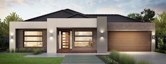 Modern One Story House Layout