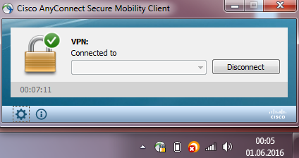 Cisco AnyConnect VPN Client