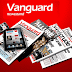 NAIJA NEWSPAPERS: TODAY'S THE VANGUARD NEWSPAPER HEADLINES [17 OCTOBER, 2017].