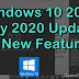 Windows 10 2004 May 2020 Update All New Features - Qasim Tricks