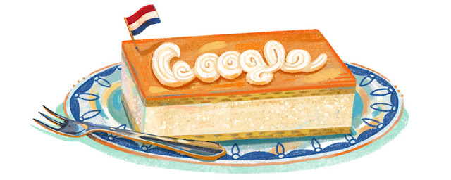 King's Day 2016 - Google Doodle