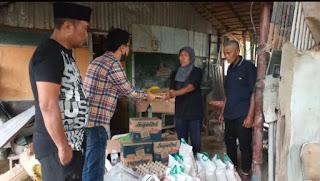 Kapolri Melalui Kabaharkam Polri Bedah Rumah Warga Tak Layak Huni di Medan