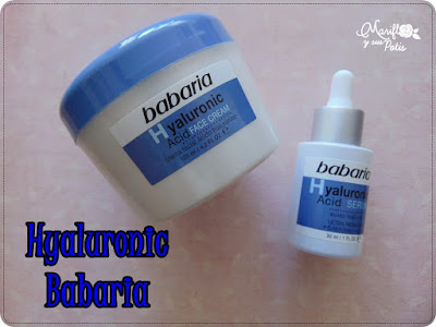 Gama Hyaluronic Acid de Babaria ¿me convences""