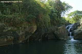 Siminublan Falls