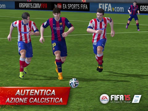 -GAME-FIFA 15 Ultimate Team by EA SPORTS