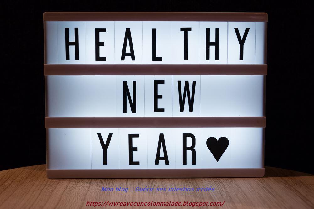 meilleures résolutions santé pour la nouvelle année