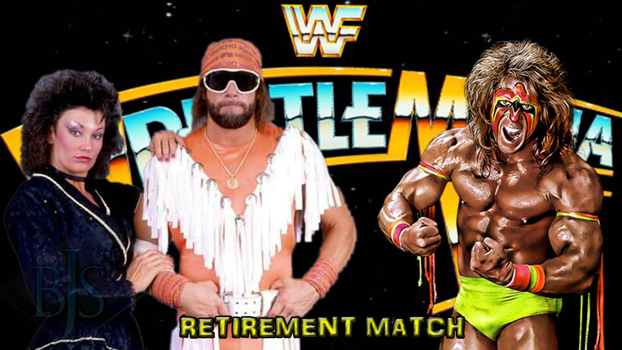 WrestleMania Record: The Ultimate Warrior