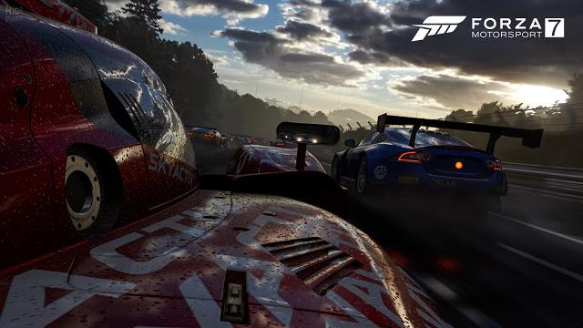 تحميل لعبة Forza Motorsport 7 مجانا للكمبيوتر