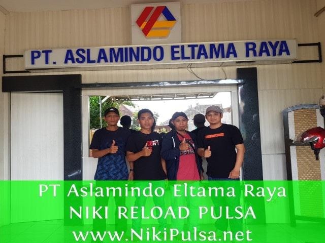 NikiPulsa.net adalah web resmi server niki reload pulsa | PT Aslamindo Eltama Raya