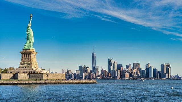 Statue Of Liberty , New York