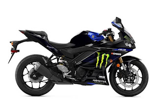 YZF-R3 Monster Energy