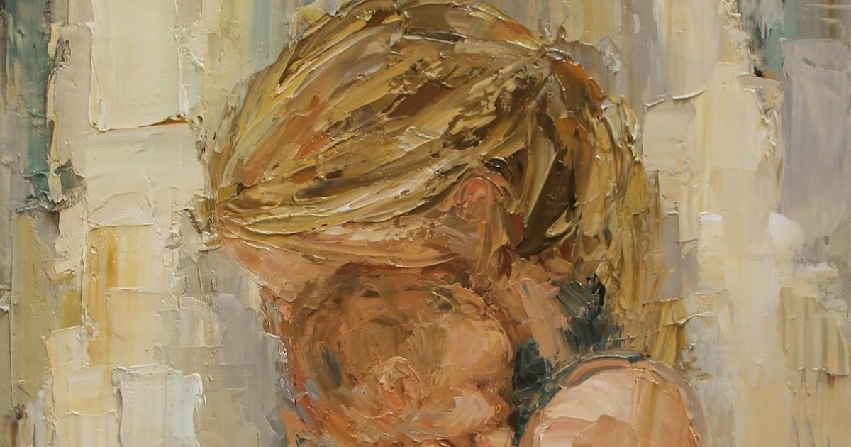Kathryn Trotter Art Quot Whitney Quot 18x24 Quot Oil On Canvas