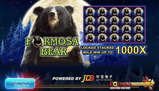 Daftar Fafaslot JDB Formosa Bear