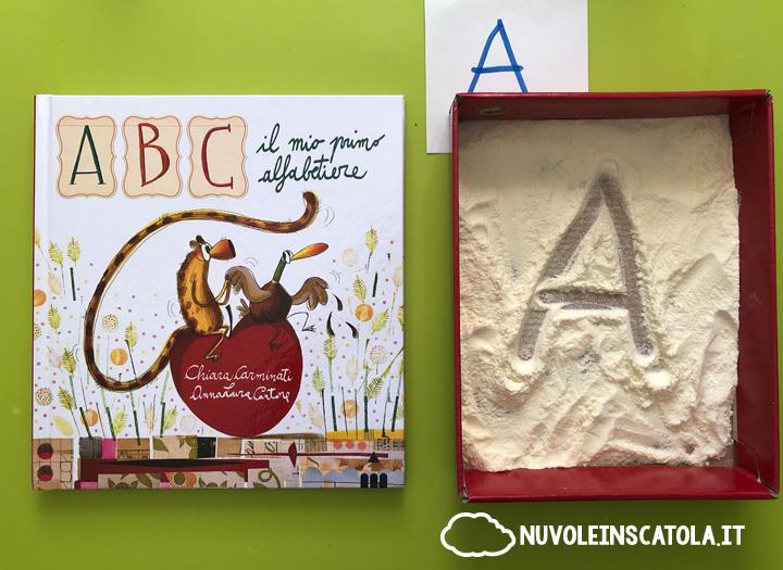 ABC Il mio primo alfabetiere