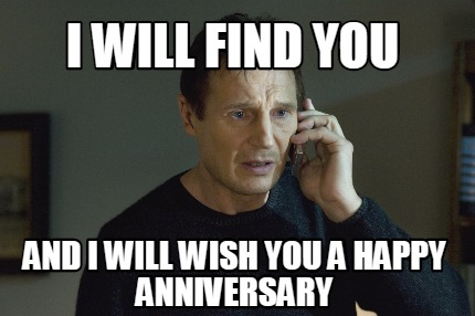 Happy Anniversary Meme - Funny Collection - Happy Marriage Anniversary