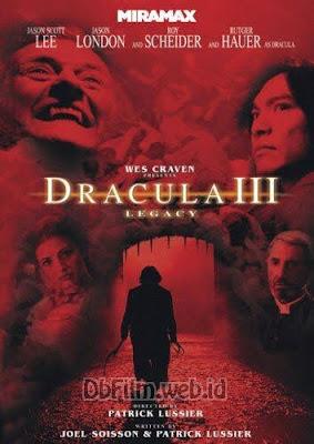 Sinopsis film Dracula III: Legacy (2005)