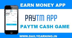 Free Paytm cash games online