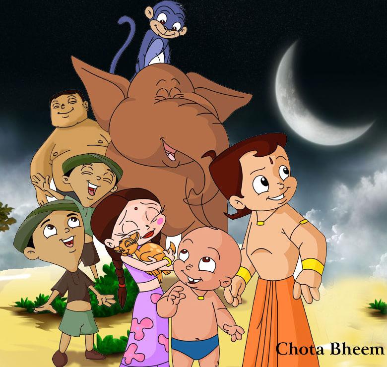 Chotabheem cartoon